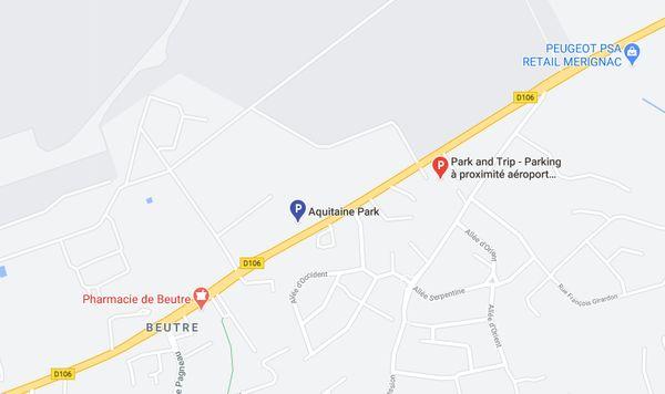 maps aquitaine park merignac 211 bis avenue argonne